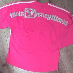 Disney world spirit jersey size Small